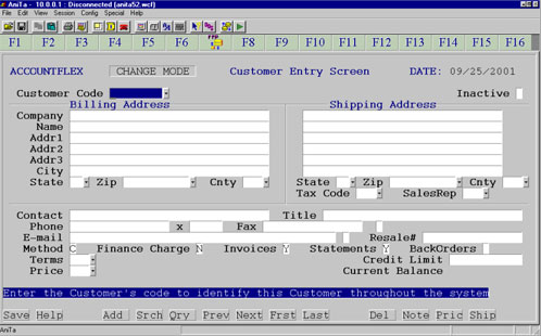 Informix Compatable Linux 4gl And Accounting Software